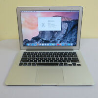 "Macbook Air 13"" 1.3Ghz Intel i5 + 4GB & 128GB [ Mid-2013 ]"