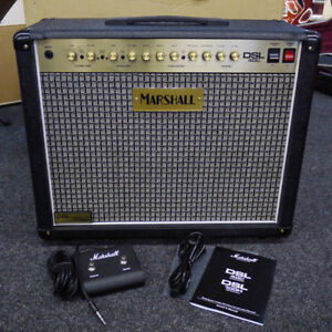 Marshall DSL40C combo a lampe