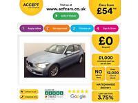 BMW 116 2.0TD ( bhp ) ( s/s ) Sports Hatch 2013MY d SE FROM £54 PER WEEK !