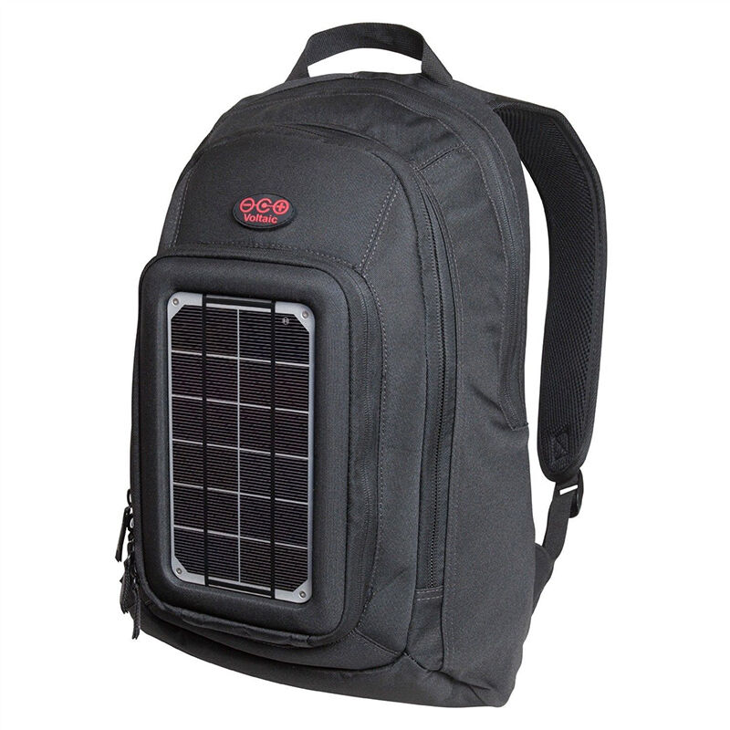 Voltaic Converter Solar Charger Backpack