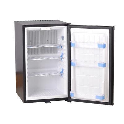 1.7 cu ft DC/AC Truck Cooler Camper Refrigerator RV Fridge Cabin Van MiniBar
