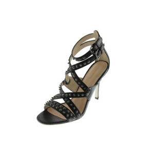 Brand new in box DIESEL leather heels size 7