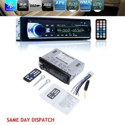 Cars Bluetooth Radio Stereo DVD CD Player AUX-IN MP3 USB FM In-Dash LCD Display