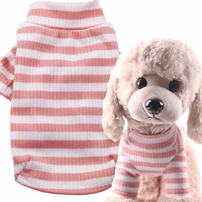 Cute Clothes For Puppies (Cute Soft Pet Dog Clothes For Small Dog Puppy Chihuahua Cotton T-shirt)