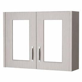 TO CLEAR 800 STONE GREY 2 Door Mirror Unit OCF215