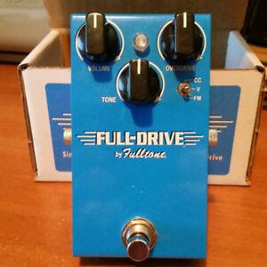 New Fulltone Fulldrive FD-1