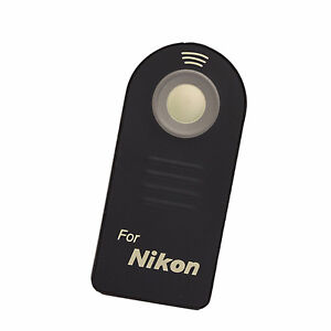 Remote control for Nikon cameras