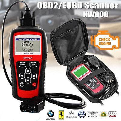 Kfz OBD2 Diagnosegerät Diagnose Scanner Tester für Auto PKW LKW Fahrzeug ZL