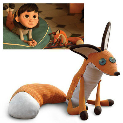 The little Prince and the fox stuffed animals plush education toys for baby Gift](Toys For Little Kids)