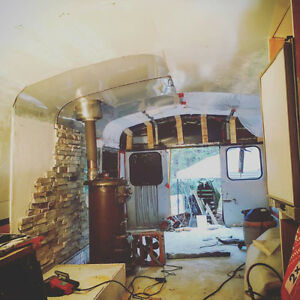 Scool Bus Conversion TiNYHome