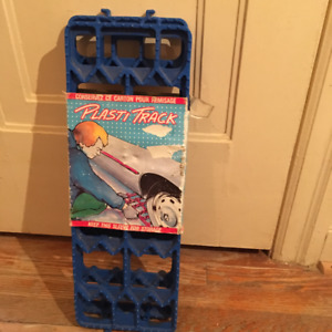 Traction Ramps for Snow or Mud