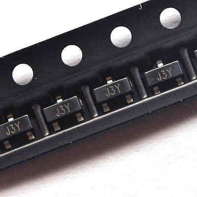 50pcs Smd Transistor S8050 J3y 0.5a25v Npn Sot-23 Transistornew Original