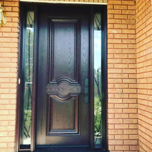 Residential Fiber Glass Doors for Sale!!! PRICE REDUCED!!
