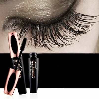 99fccb71529 4D Silk Fiber Lash Mascara Makeup Mascara Eyelash Waterproof Curling  Lengthening