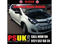 Renault Twingo (WHITE) For Breaking