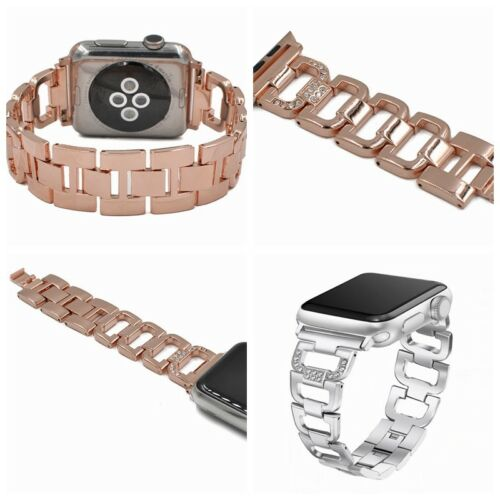 stainless steel bracelet watch band strap fit
