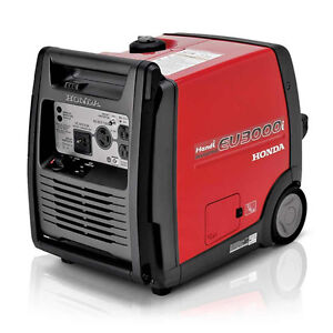 3000 or larger inverter generator for camping