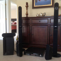 Samsung Home Theater Surround Sound System Model HT-TX72
