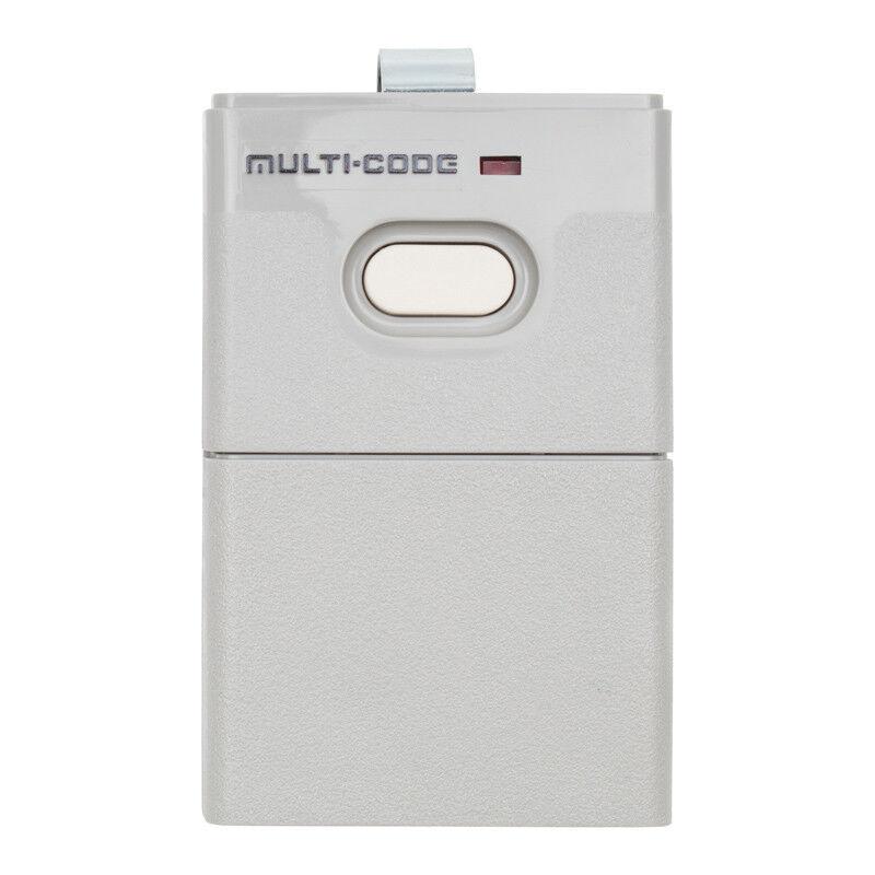Garage Door Remote >> Multicode Stanley Swift Cardale 40 685mhz Garage Door Remote Ebay