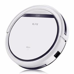 ILIFE V3s Pro Robotic Vacuum Cleaner, Pearl White