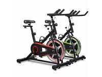 IC200 Indoor Exercise Bike 12 Months Warranty New   Daddy Supplements
