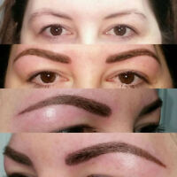 Free Brow Design and Threading