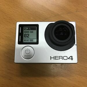 GoPro Hero 4 Silver with lots of extras