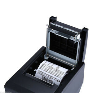 POS Receipt Thermal Printer With Ethernet & USB Interface 80mm