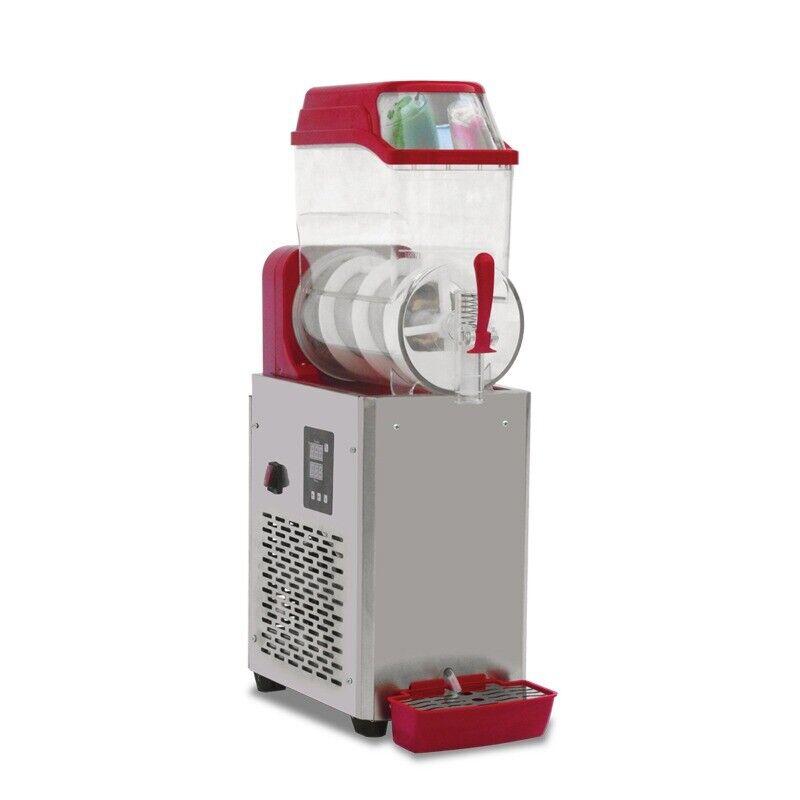 PORTABLE ICE SYRUP SLUSH MACHINE FROZEN DRINK MACHINE