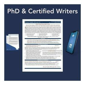 Professional Resume Writing and LinkedIn Optimization (Certified & PhD Writers)