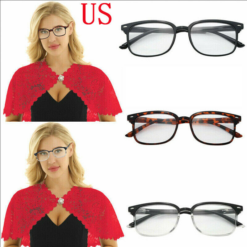 Men Blue Blocking eye Glasses Eyewear