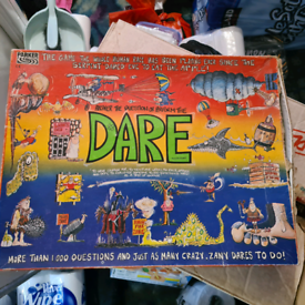 2 fully complete board games for sale