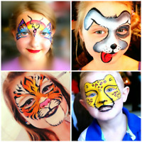 Affordable face painting, Balloon twisting,