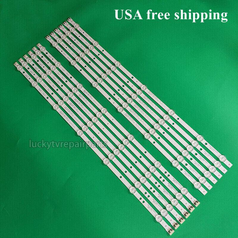 LED Strips for UN60H6203 UN60FH6003 UN60J6200AF BN96-29074A BN96-29075A