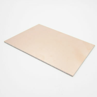75x100x1.5mm Copper Clad Laminate Sheet Circuit Double Side Pcb Fr4 Double Side