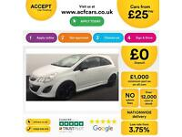Vauxhall/Opel Corsa 1.2i FROM £25 PERWEEK