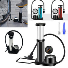 Bicycle Bike Cycling Tyre Air Pump Portable Inflator Air Pump Tire Pump Durable
