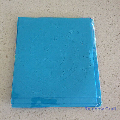 Spiral Quilling Paper - perfect for making flowers 11 Colors (U select) 5 types - Blue