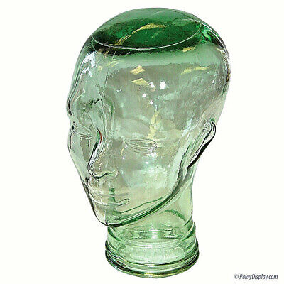 Glass Head, Green glass display head, CPAP, Headphones
