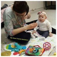 Mom and Baby Classes - Baby Sign Language with My Smart Hands