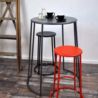 Bongo Bar Table with 2 Stools suits Cafe & Restaurant