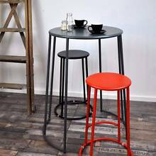Bongo Bar Table with 2 Stools suits Cafe Restaurant Silverwater Auburn Area Preview