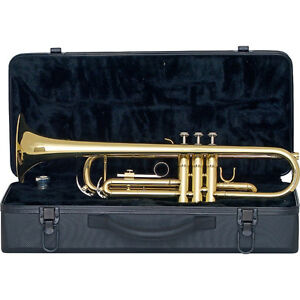 Lightly used: Etude ETR-100 Series Student Bb Trumpet Lacquer