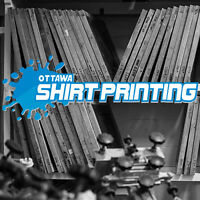 Ottawa Shirt Printing - Ottawa Screen Printing - Custom T-Shirts