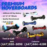 Hoverboards,Segway, Self balancing,Electric Scooter,4400mahbatt
