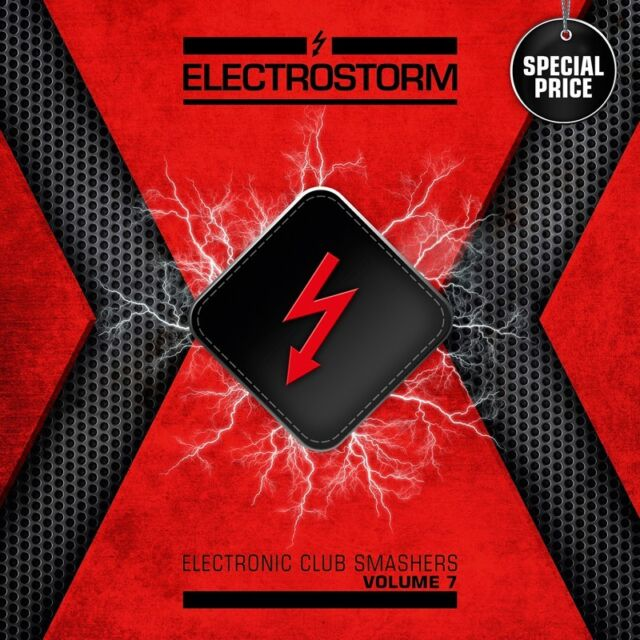 ELECTROSTORM VOL. 7: Sampler CD Blutengel, Suicide Commando, Hocico, Chrom