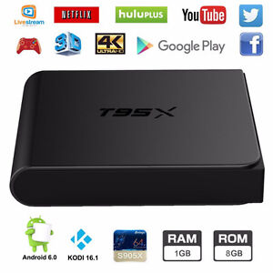 Top of the line Android TV box