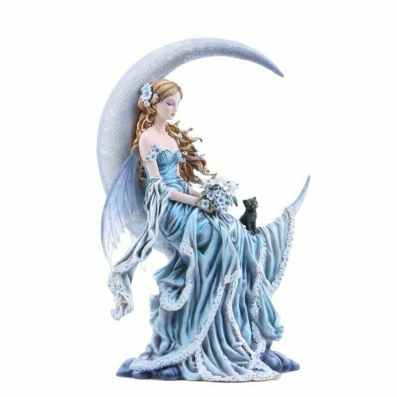 Four Elements Celestial Moon Wind Fairy Figurine Nene Thomas Art Licensed