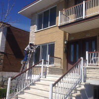 CAULKING - ALUMINUM - SIDING - REPAIR - WINDOWS - DOORS