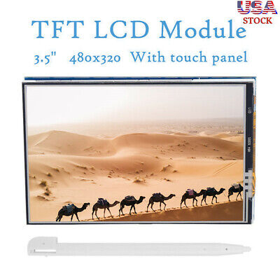 3.5 Tft Touch Lcd Screen Module 480x320 For Arduino Mega2560 Board Us Ca